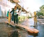 Las constantes pérdidas de agua por fugas en tuberías con casi 100 años de antigüedad impactan de manera determinante al DF.